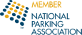 Proud member of the National Parking Association