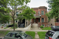 parking on West Giddings Street in Chicago