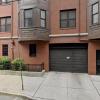 Covered parking on Jefferson Street in Hoboken