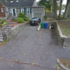 Driveway parking on Pierrepont Road in Newton Lower Falls