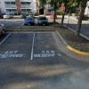 Outdoor lot parking on Lincoln Way in Tysons Corner