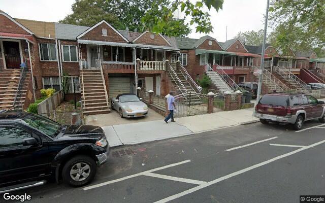 parking on Troy Avenue in Brooklyn