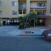 Garage parking on 3rd Avenue in San Diego