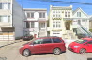 parking on 12th Avenue in San Francisco