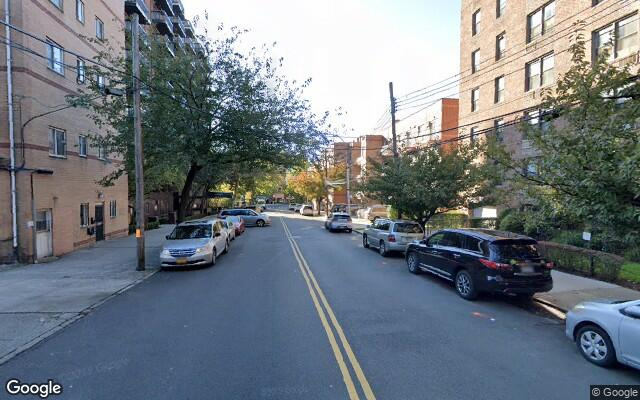 parking on 140-32 34th Avenue in Queens