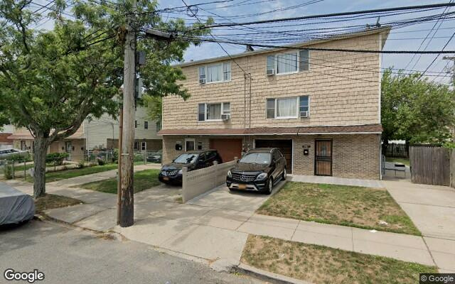 parking on 146-41 228th Street in Queens