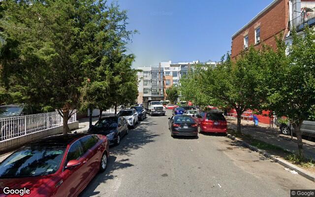 parking on 14th Street Northwest in Washington