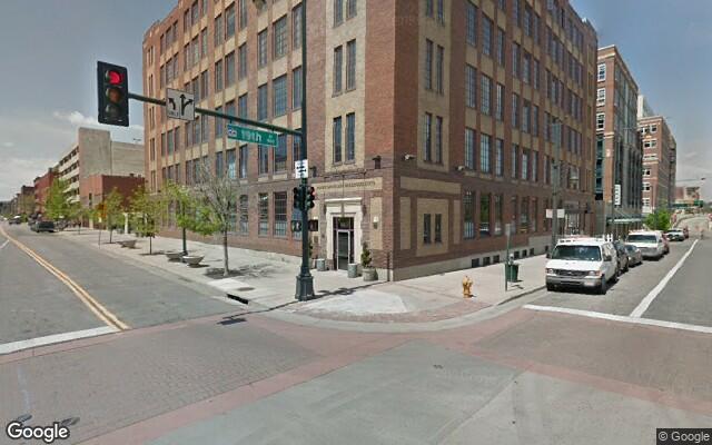 parking on 19th Street in Denver