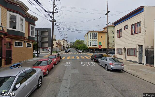 parking on 22nd Street in San Francisco