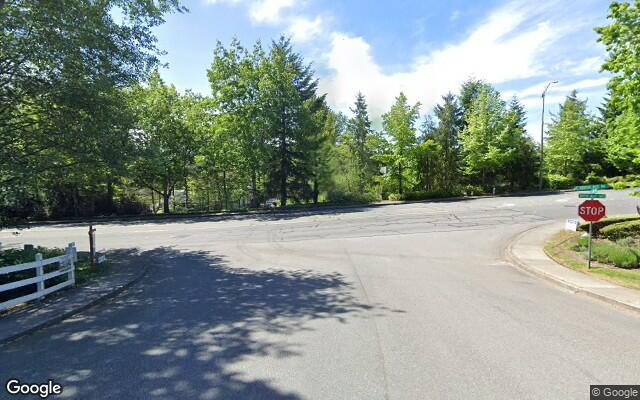 parking on 243rd Place Southeast in Bothell