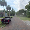 Driveway parking on 34th Avenue South in St. Petersburg
