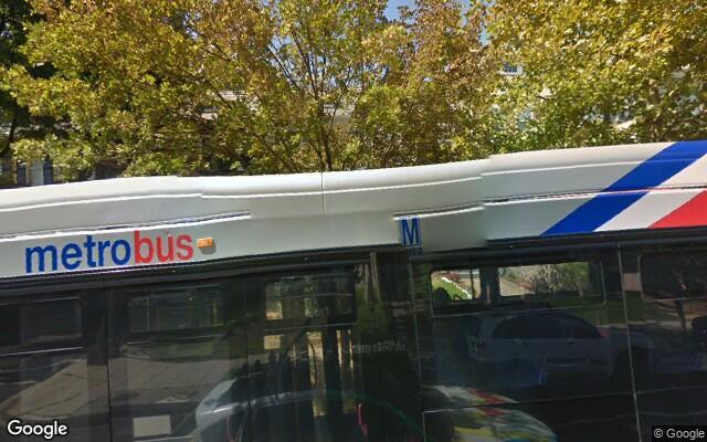 parking on 37th Street Northwest in Washington