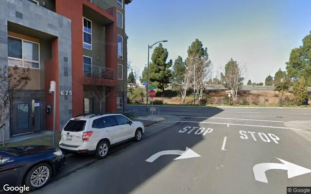parking on 8th Street in Oakland