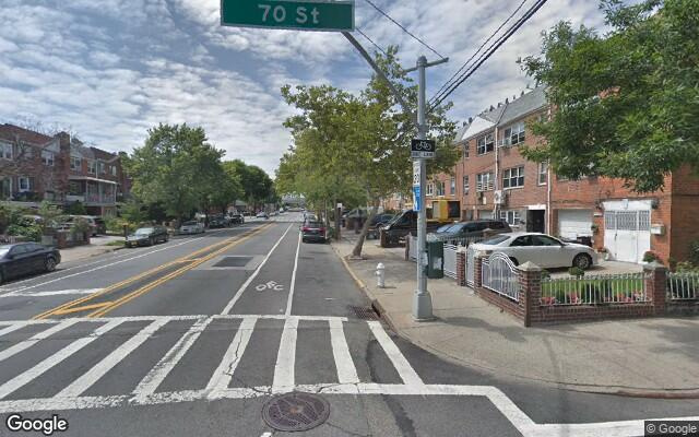 parking on 31st Ave in Queens