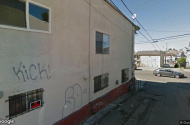parking on 15th Avenue  Oakland California in Rancho San Antonio