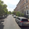Outside parking on Bainbridge Street in Brooklyn
