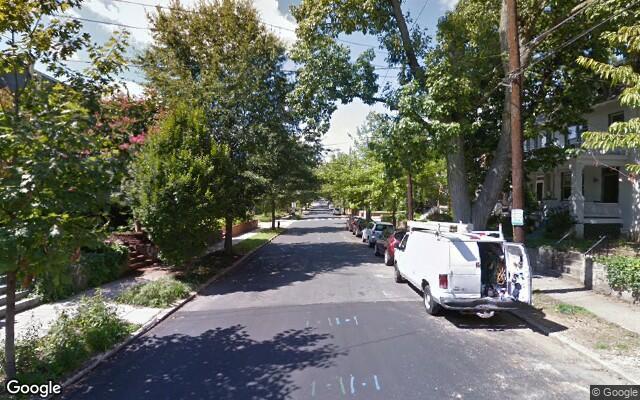 parking on Benton Street Northwest in Washington