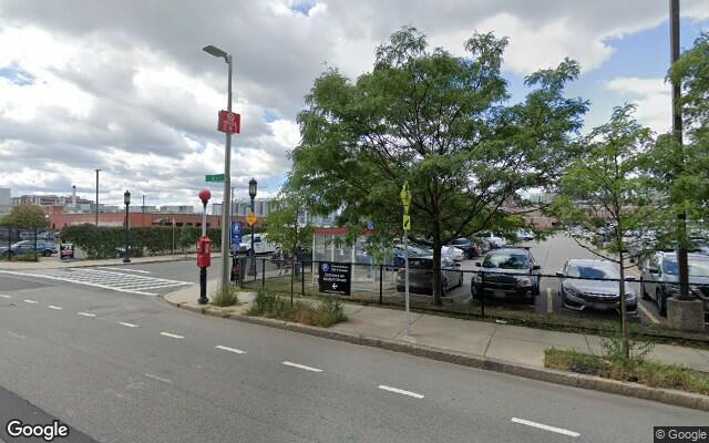 parking on Binford Street in Boston