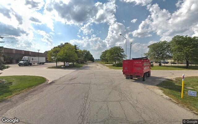 parking on Blackhawk Drive in West Chicago