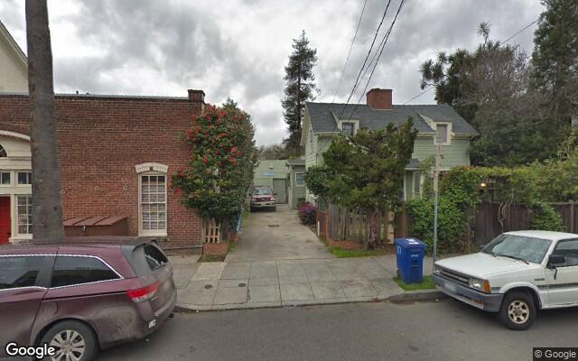 parking on Bonita Ave in Berkeley