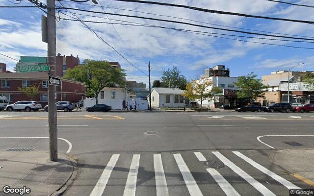 parking on Brighton 10th Lane in Brooklyn