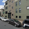 Garage parking on C Street in Boston