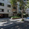 Garage parking on Camden Avenue in Los Angeles