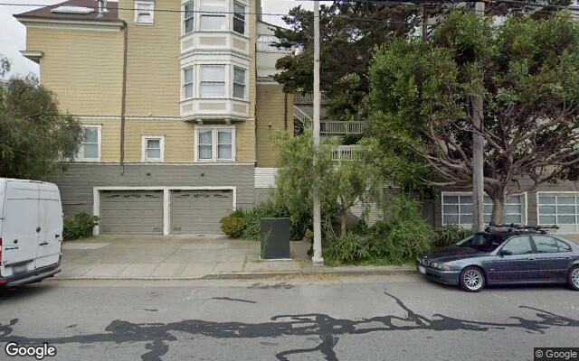 parking on Castro Street in San Francisco