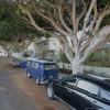Outside parking on Cedar Street in Santa Monica