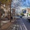 Outside parking on Chestnut Street in Philadelphia