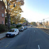 Outside parking on Commonwealth Avenue in Boston