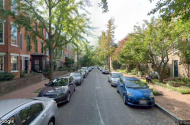 parking on Corcoran St NW in Washington