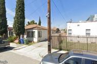 parking on Cornwell Street in Los Angeles