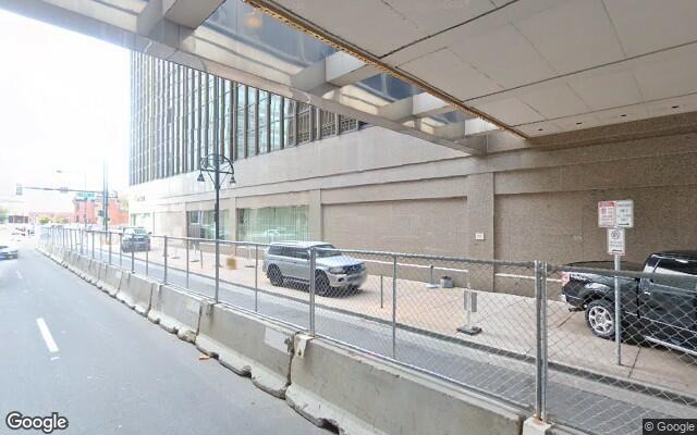 parking on Court Place in Denver