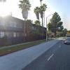Garage parking on Crenshaw Boulevard in Inglewood