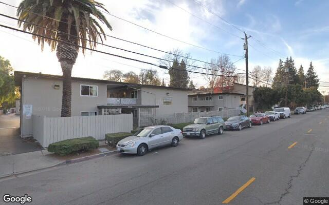 parking on Cypress Ave in Hayward