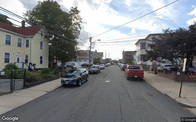 parking on Dehon Street in Revere