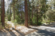 parking on Delano Drive in Idyllwild-Pine Cove