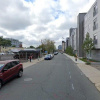 Outside parking on Denby Road in Boston