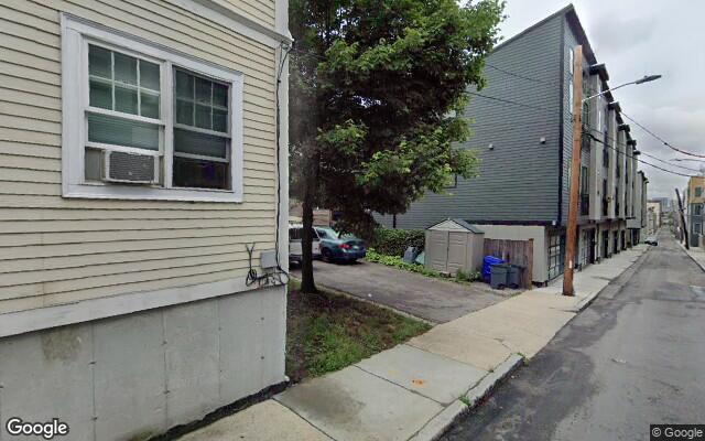 parking on Dorchester Street in Boston