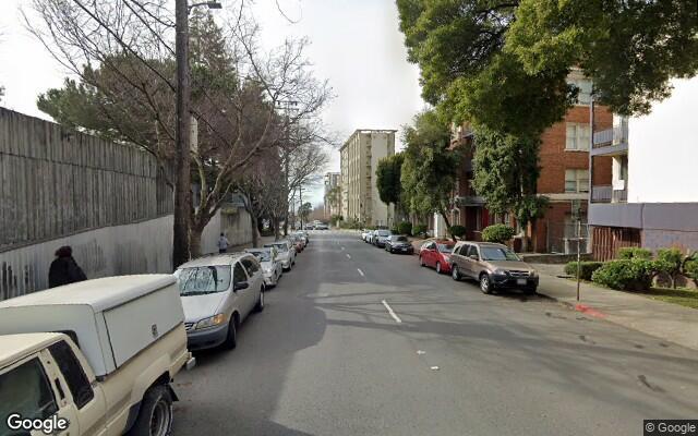 parking on Dwight Way in Berkeley
