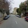 Outside parking on Dwight Way in Berkeley