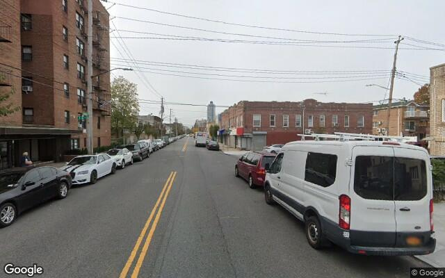parking on E 23rd St in Brooklyn