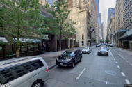 parking on E 54th St in Manhattan