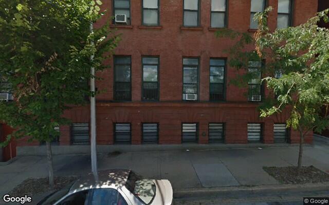 parking on E Preston St in Baltimore