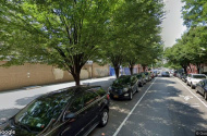 parking on East 102nd St in New York
