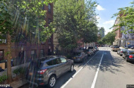 parking on East 111th Street in New York City