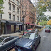 Outside parking on East 78th Street in New York City