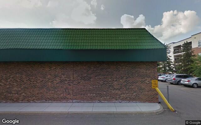 parking on East Burnsville Parkway in Burnsville