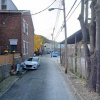 Outside parking on East Carson Street in Pittsburgh